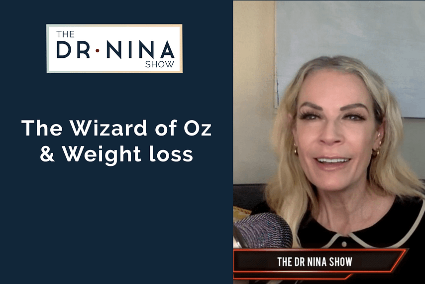 The Wizard of Oz & Weight loss