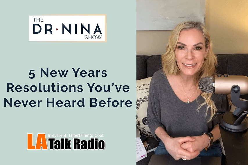 5 New Years Resolutions You've Never Heard Before
