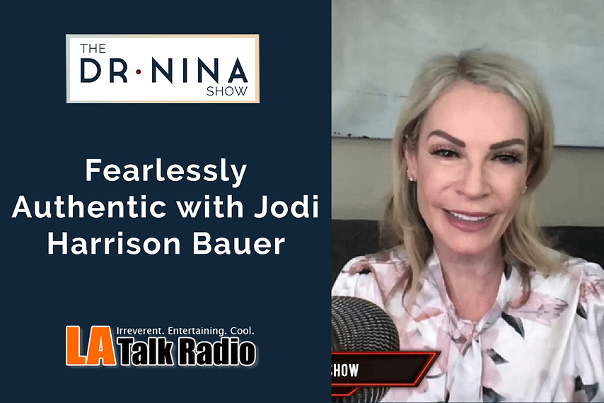 Fearlessly Authentic with Jodi Harrison Bauer